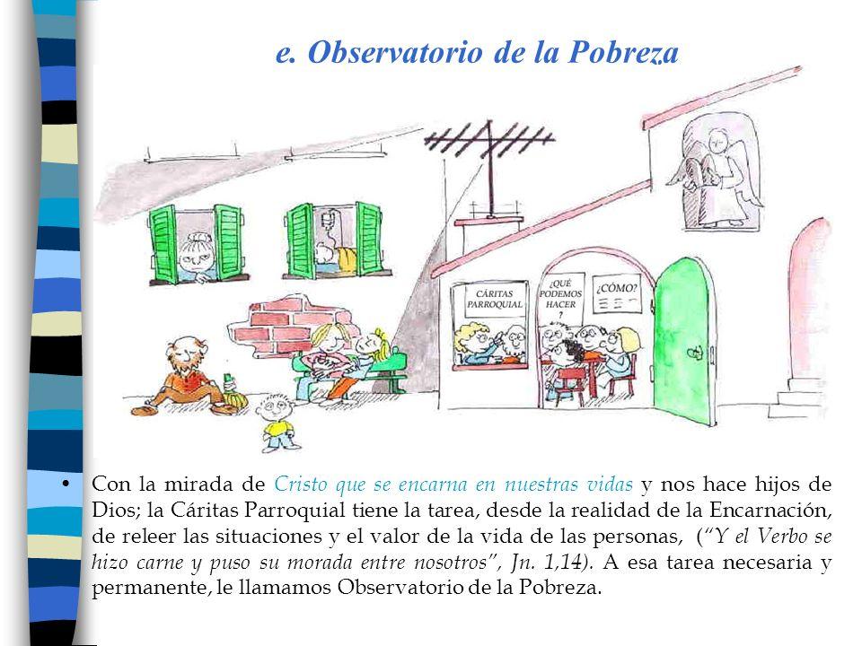 e. Observatorio de la Pobreza