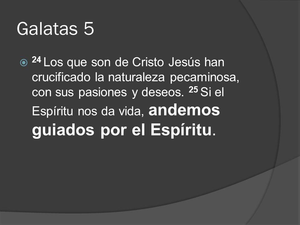 Galatas 5