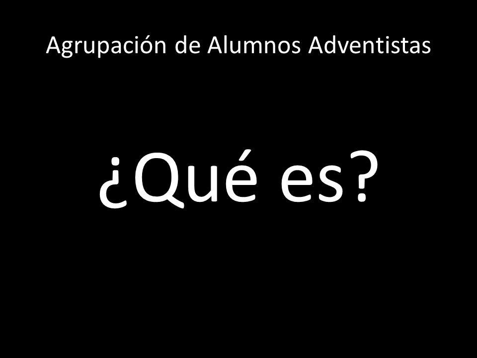 Agrupación de Alumnos Adventistas