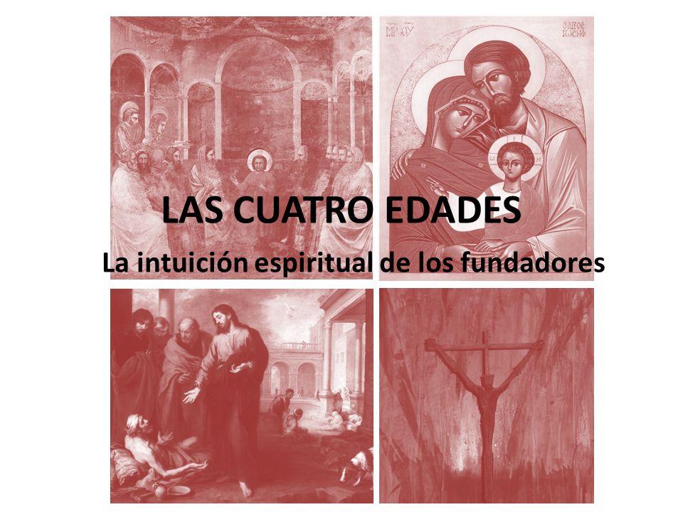 La intuición espiritual de los fundadores