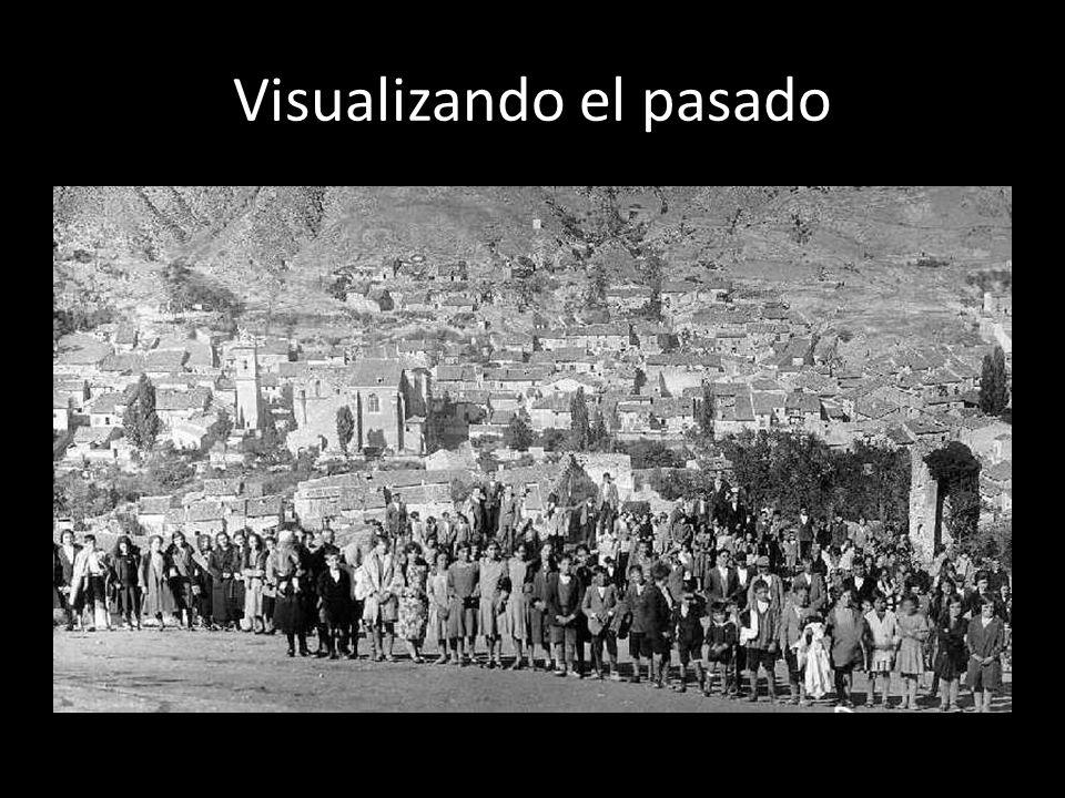 Visualizando el pasado