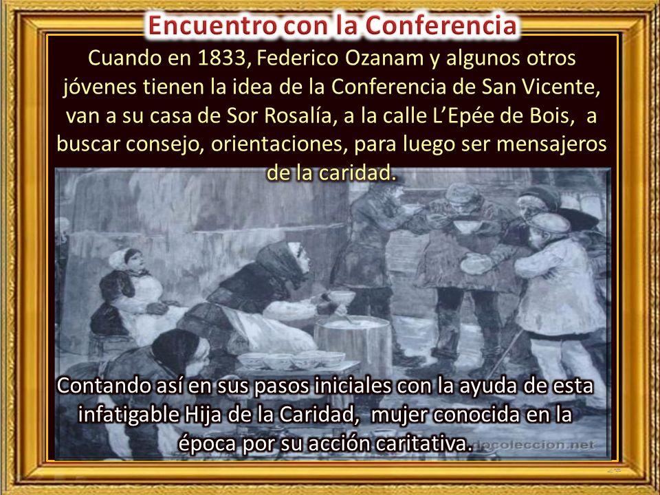 Encuentro con la Conferencia