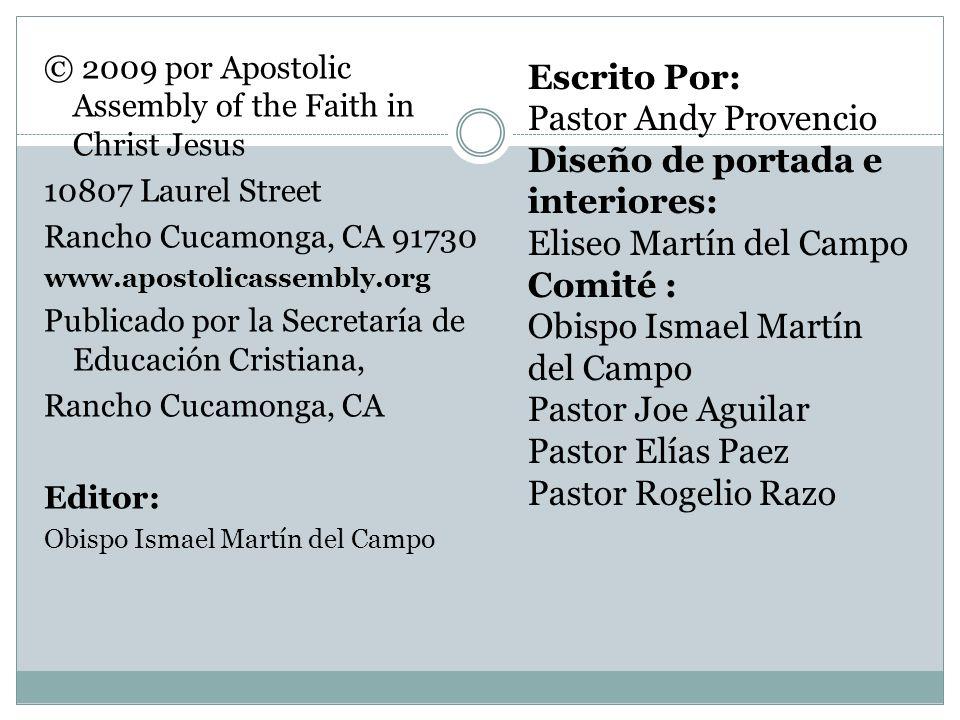 Diseño de portada e interiores: Eliseo Martín del Campo Comité :