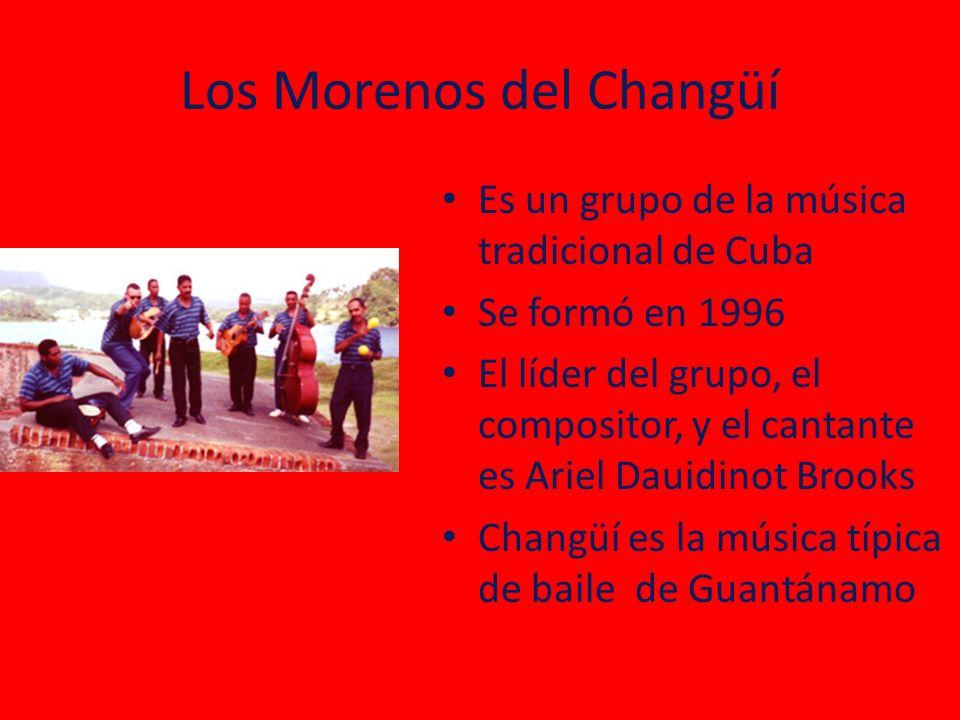 Los Morenos del Changüí