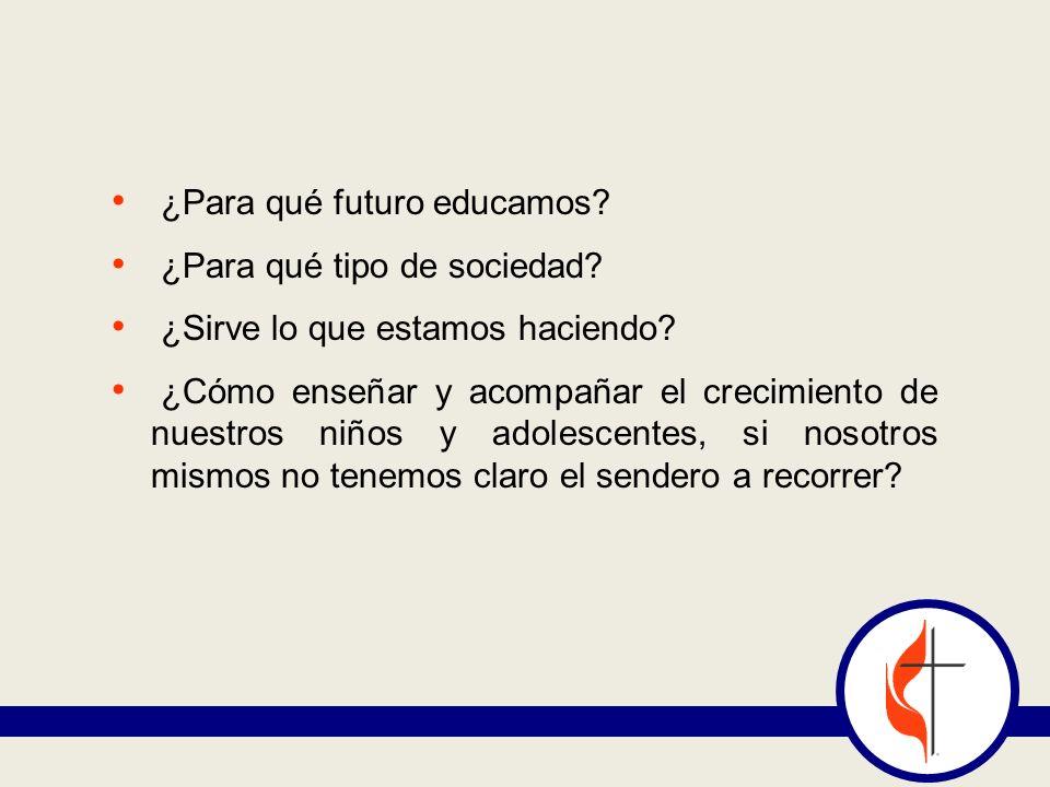¿Para qué futuro educamos