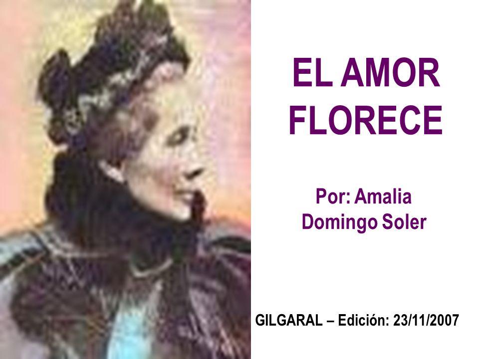 Por: Amalia Domingo Soler