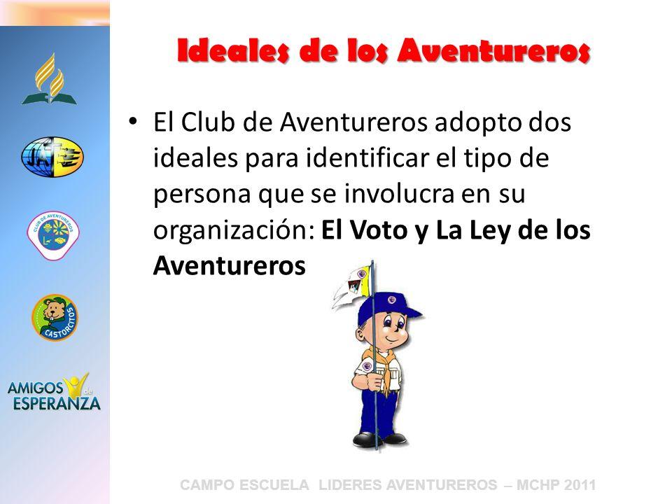 Ideales de los Aventureros