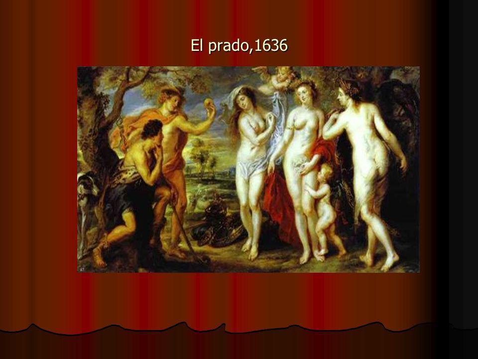 El prado,1636
