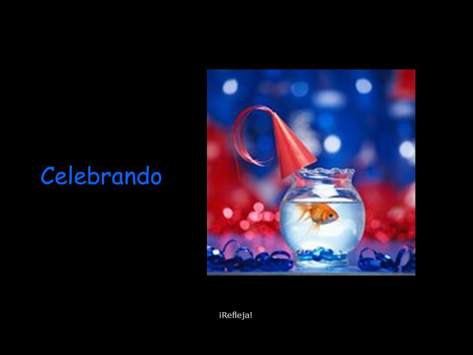 Celebrando ¡Refleja!