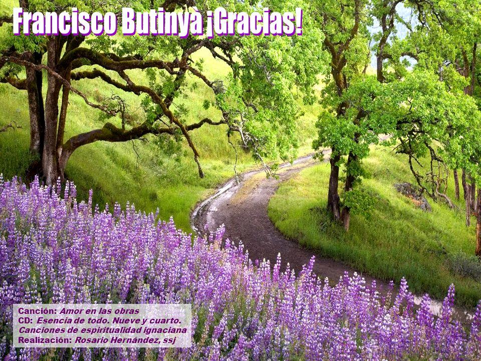 Francisco Butinyà ¡Gracias!