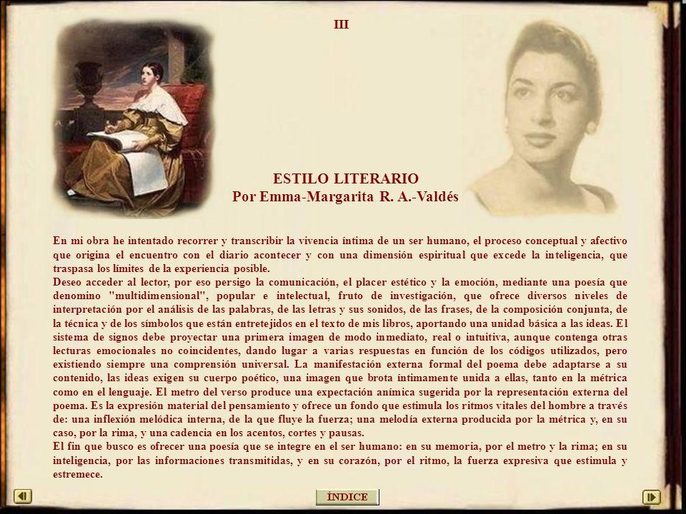 Por Emma-Margarita R. A.-Valdés