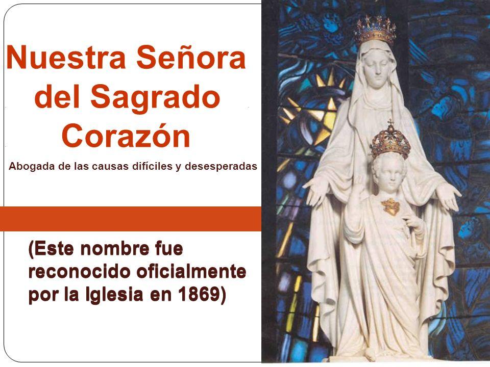 Nuestra Señora . del Sagrado . . Corazón