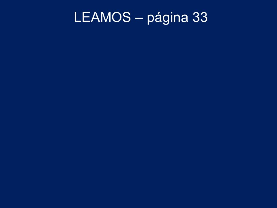 LEAMOS – página 33
