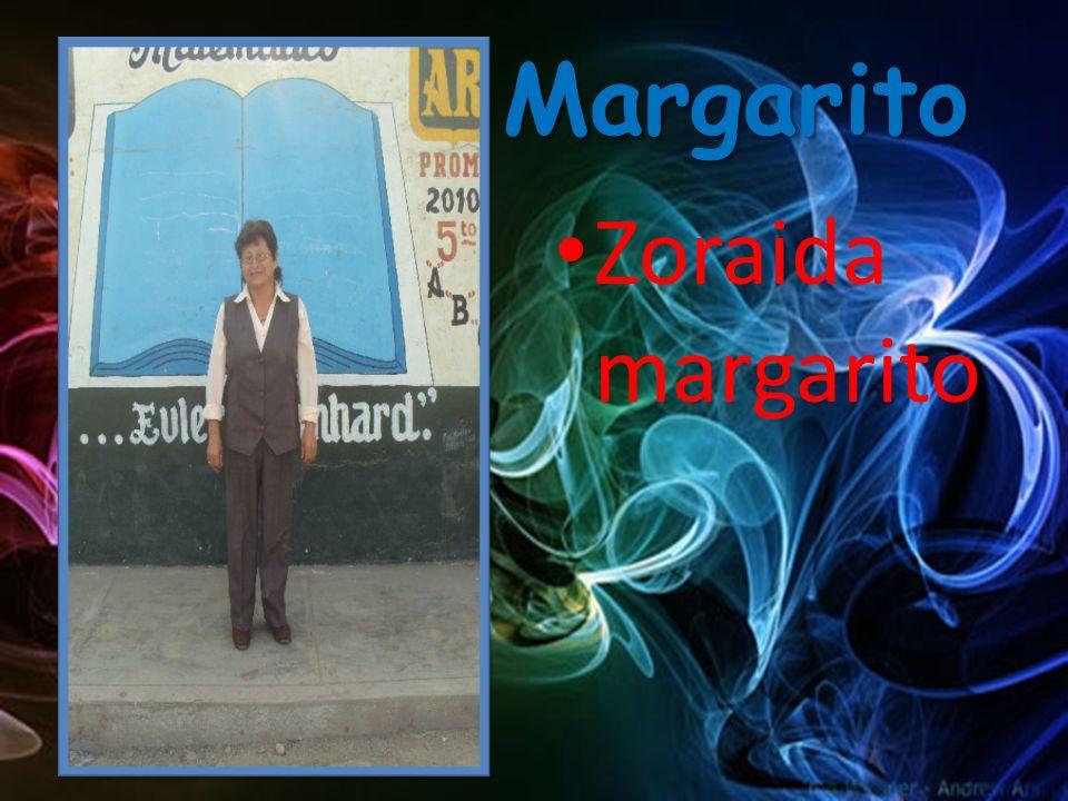 Zoraida Margarito Zoraida margarito