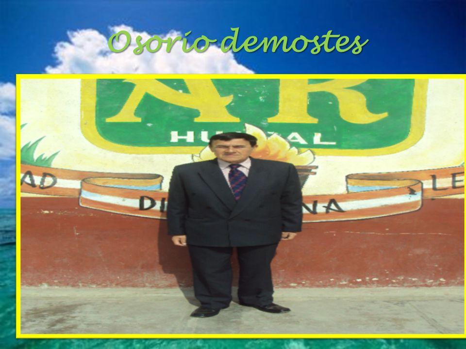 Osorio demostes