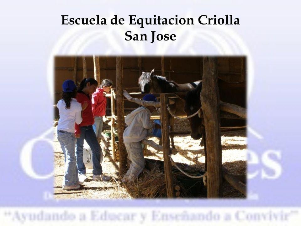 Escuela de Equitacion Criolla San Jose