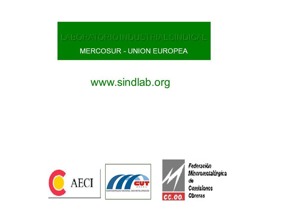 www.sindlab.org LABORATORIO INDUSTRIAL SINDICAL