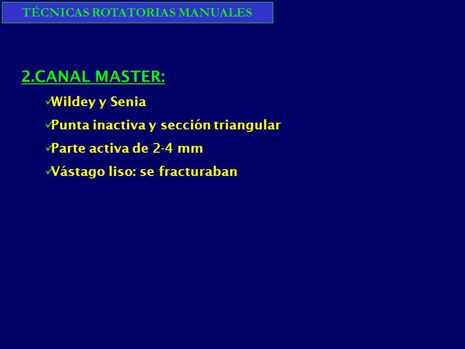 TÉCNICAS ROTATORIAS MANUALES