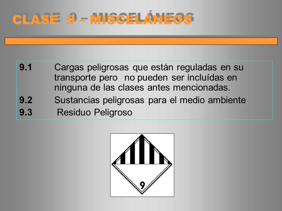 CLASE 9 – MISCELÁNEOS