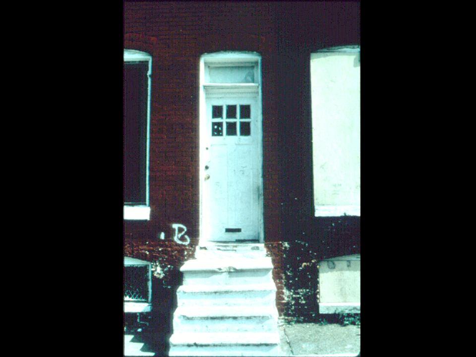 Diapositiva 11. Foto de una casa vieja.