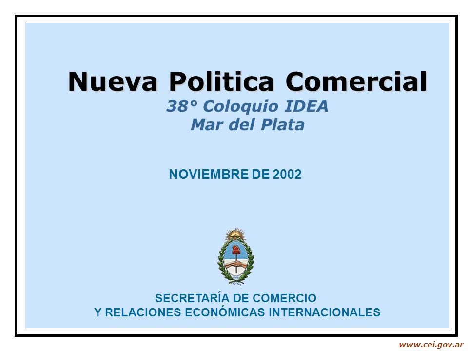 Nueva Politica Comercial