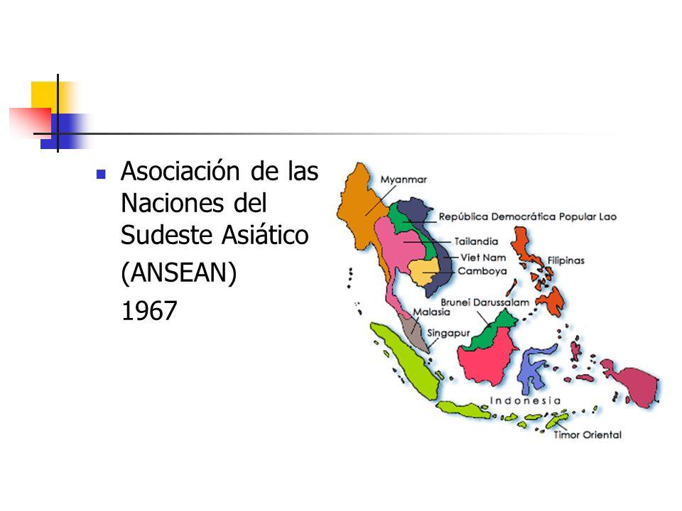 Asociación de las Naciones del Sudeste Asiático