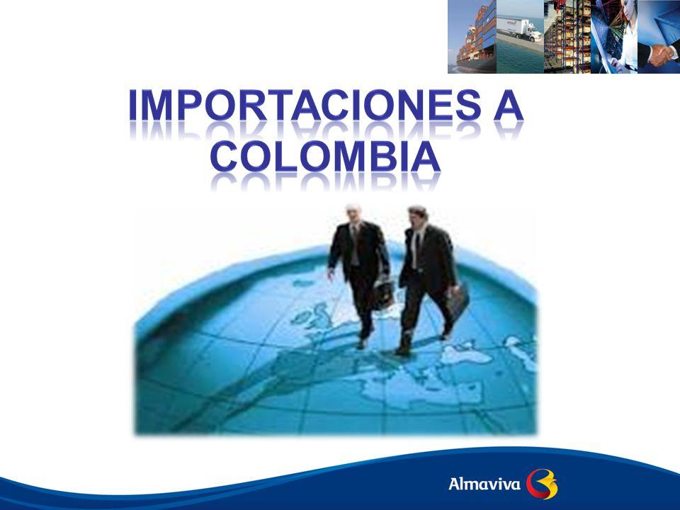 IMPORTACIONES a COLOMBIA