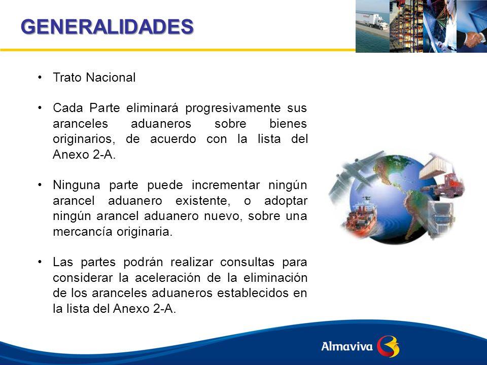 GENERALIDADES Trato Nacional