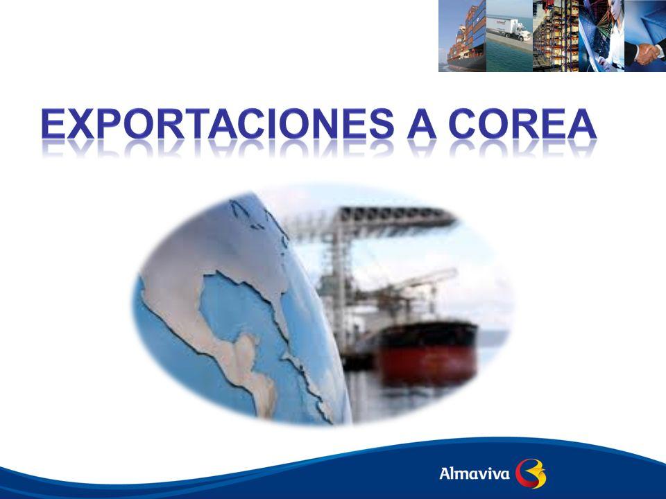 Exportaciones a corea 7