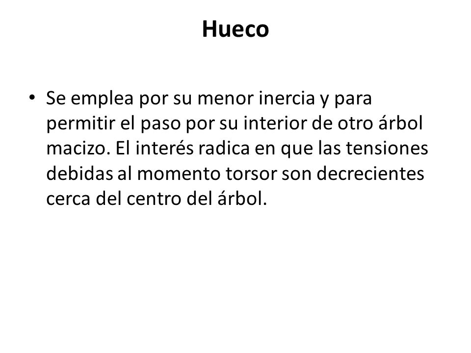 Hueco