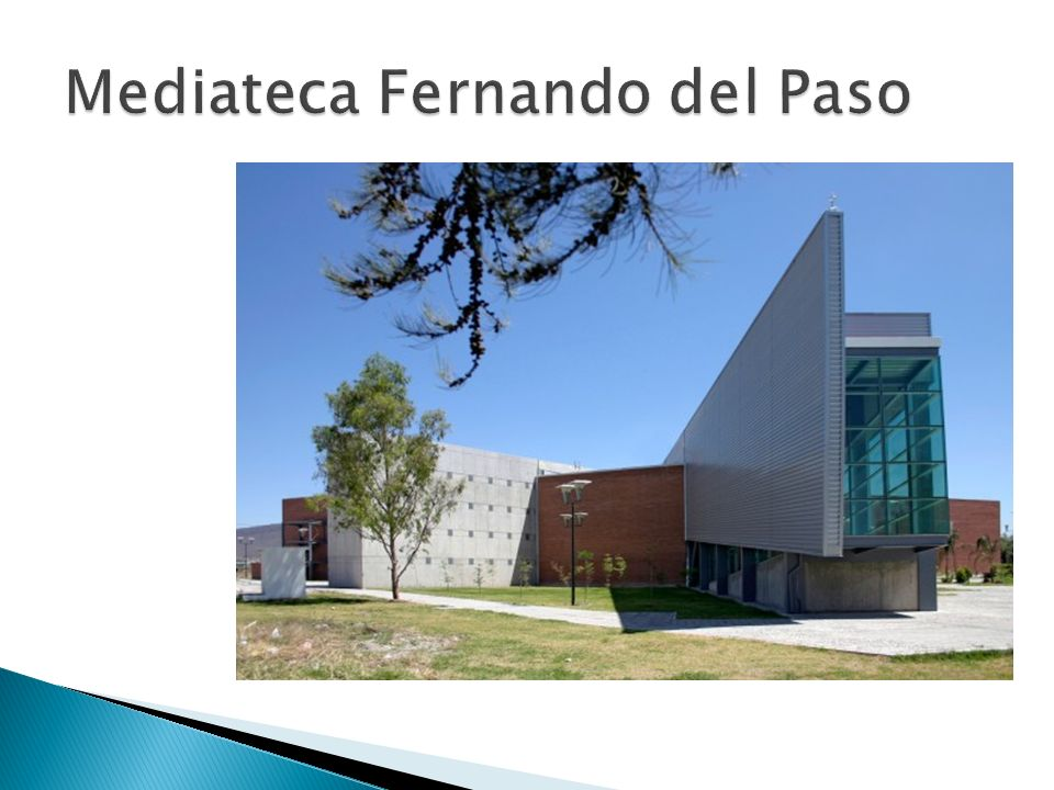 Mediateca Fernando del Paso