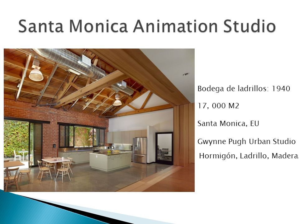 Santa Monica Animation Studio