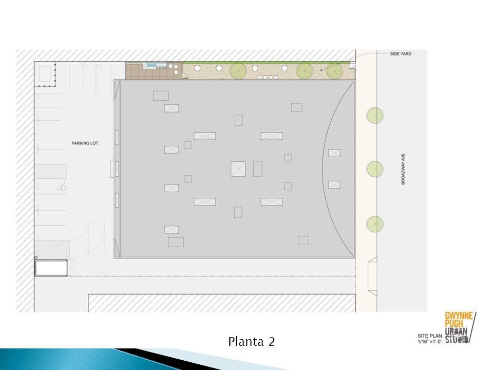 Planta 2