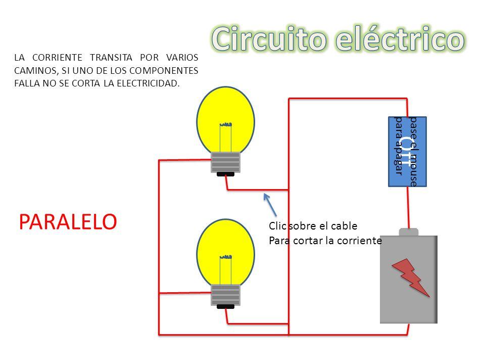 Circuito Electrico En Paralelo : Circuito eléctrico comenzar ppt descargar