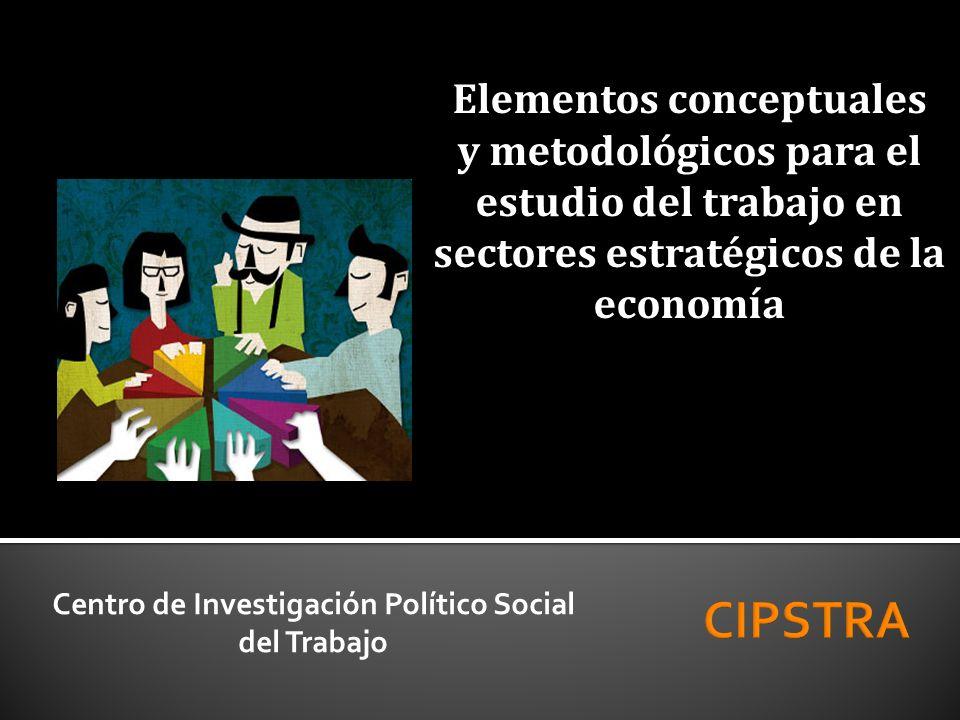 CIPSTRA Elementos conceptuales y metodológicos para el