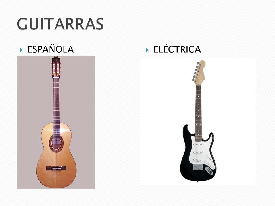GUITARRAS ESPAÑOLA ELÉCTRICA