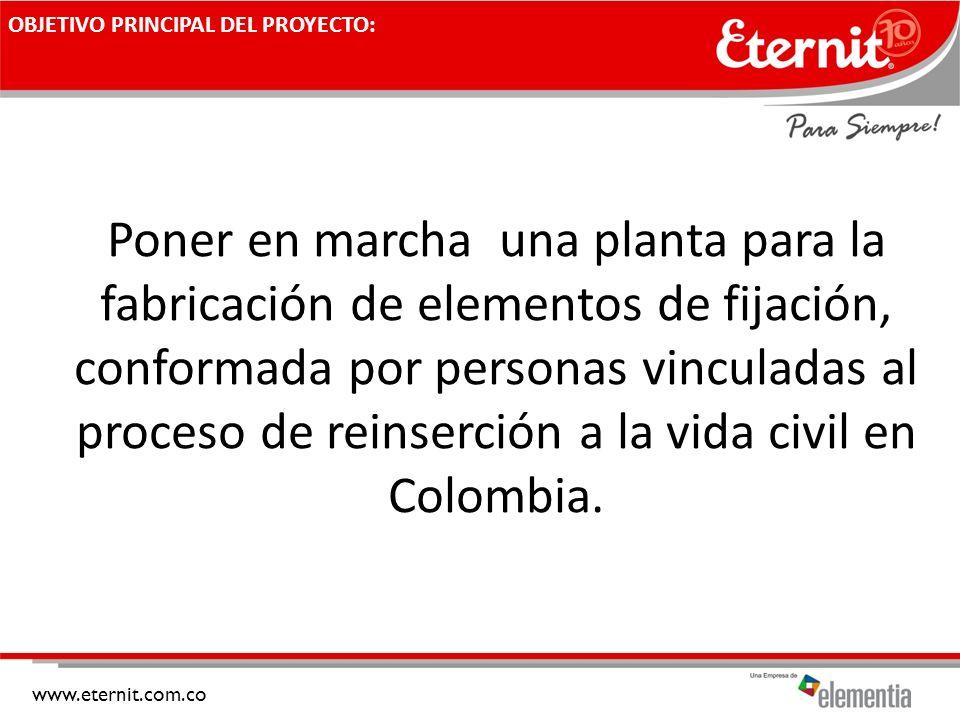 OBJETIVO PRINCIPAL DEL PROYECTO: