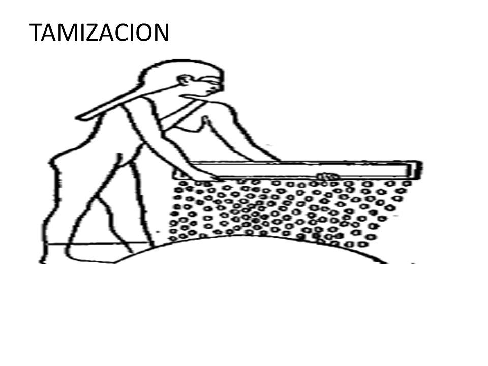 TAMIZACION