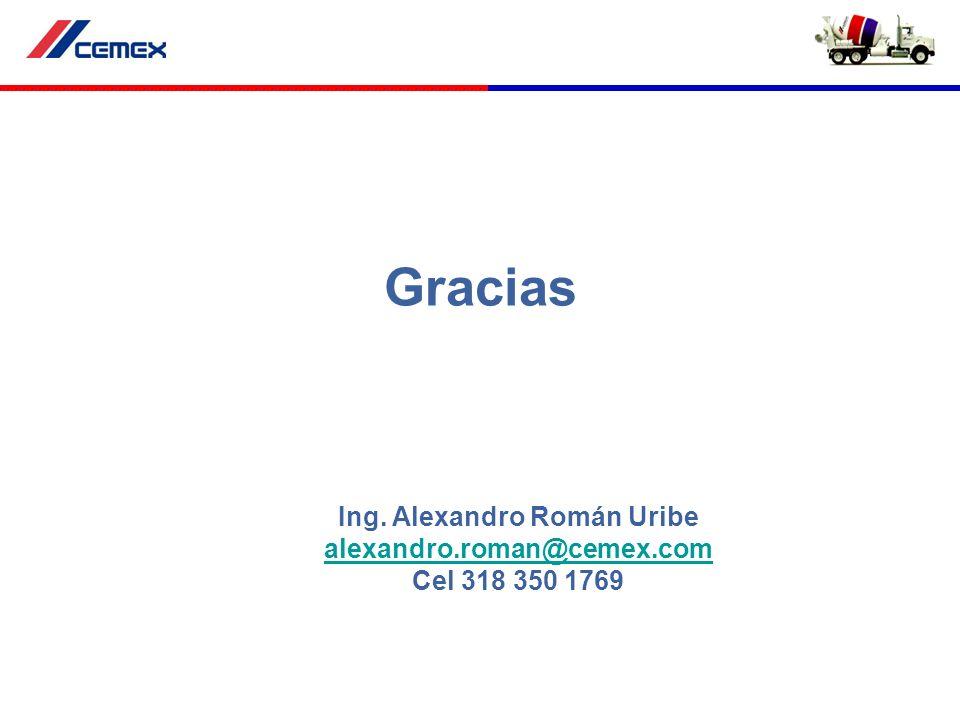 Ing. Alexandro Román Uribe