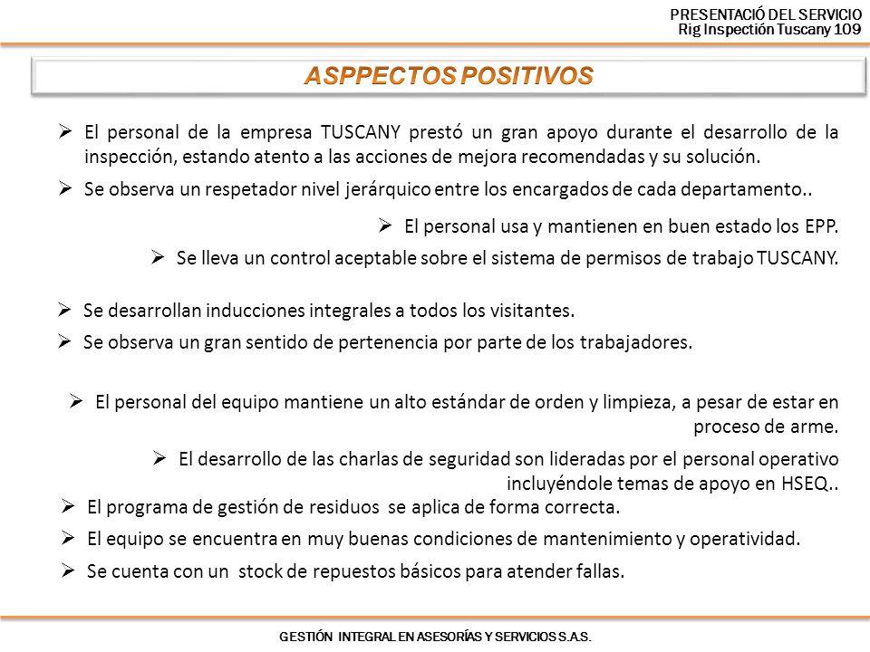 GESTIÓN INTEGRAL EN ASESORÍAS Y SERVICIOS S.A.S.
