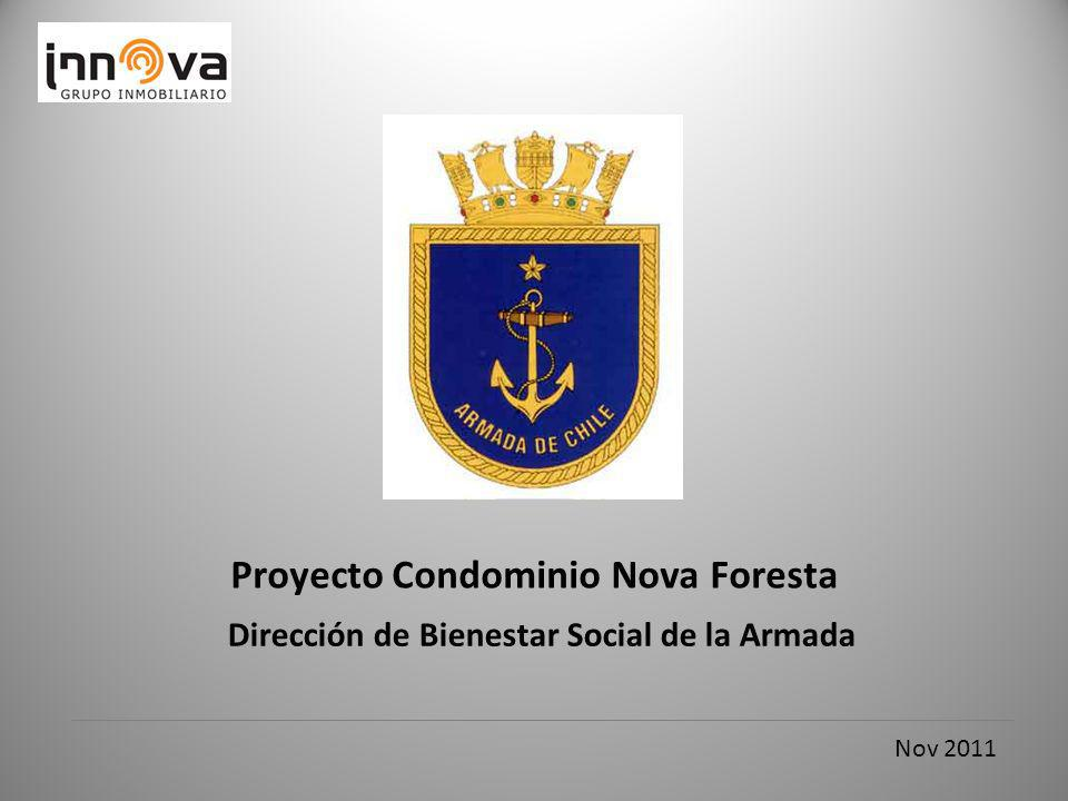 Proyecto Condominio Nova Foresta