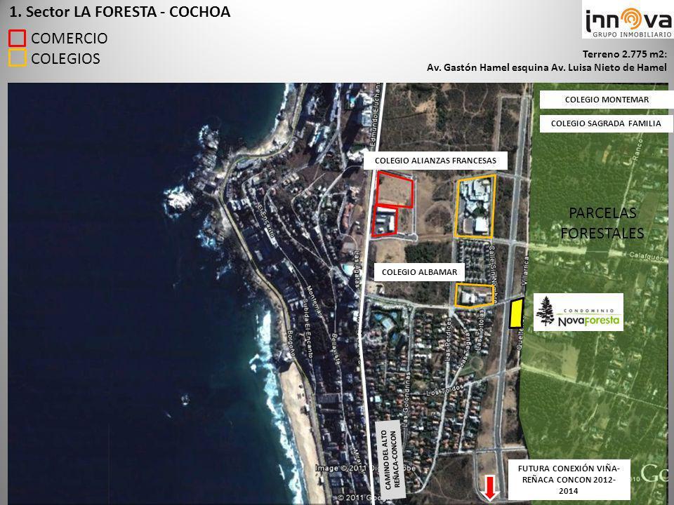 1. Sector LA FORESTA - COCHOA