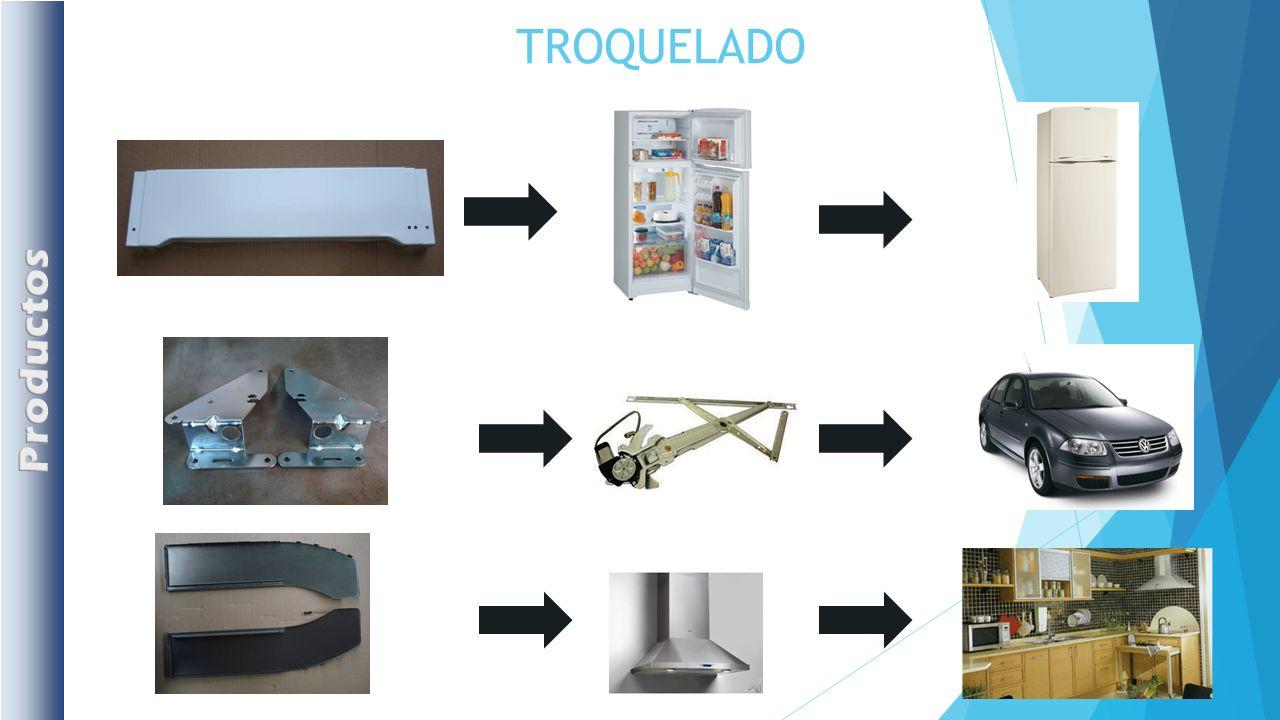 Productos TROQUELADO