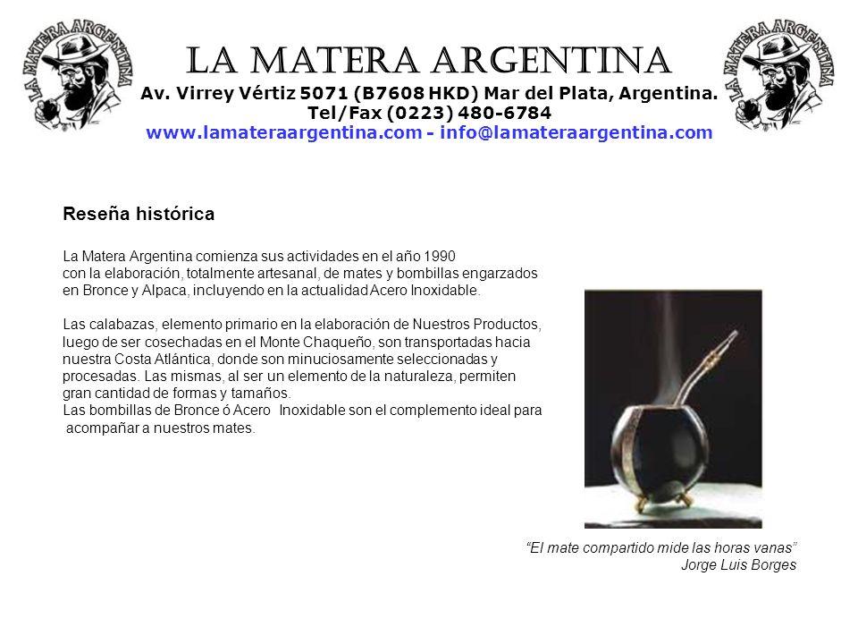 Av. Virrey Vértiz 5071 (B7608 HKD) Mar del Plata, Argentina.