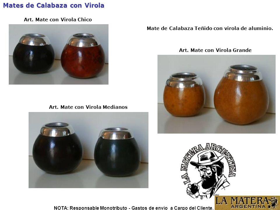 Mates de Calabaza con Virola