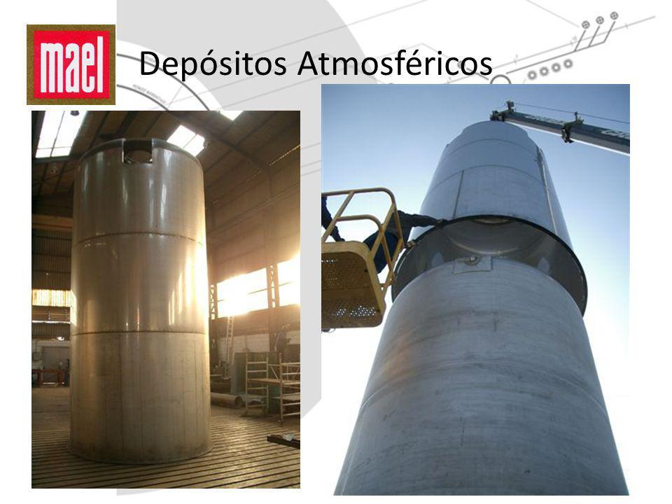 Depósitos Atmosféricos