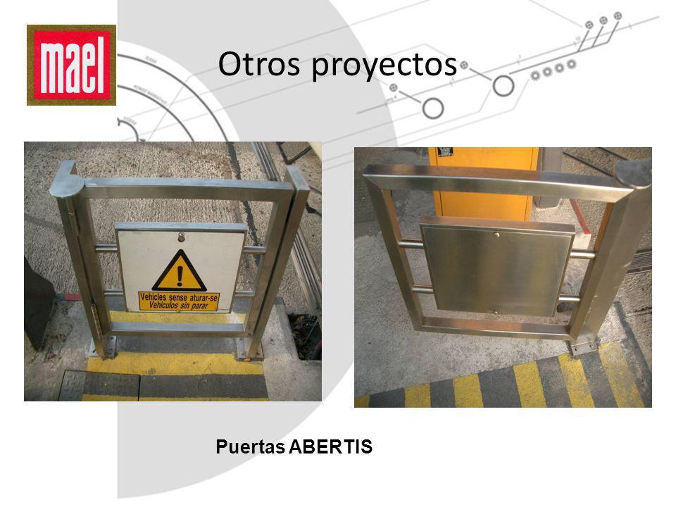Otros proyectos Puertas ABERTIS
