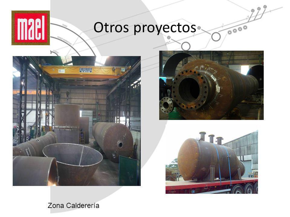 Otros proyectos Zona Calderería