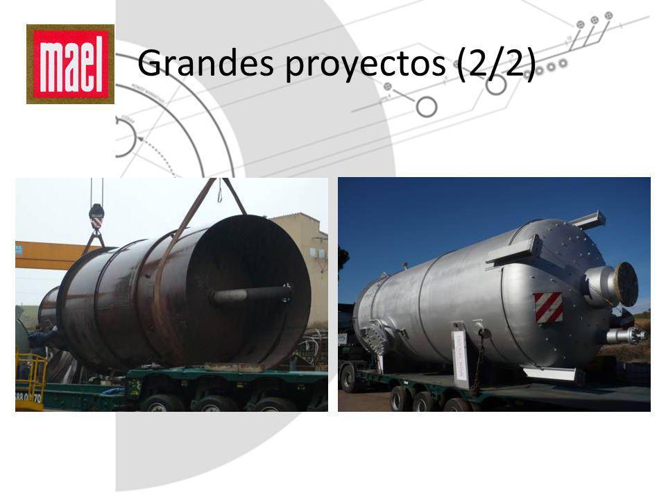 Grandes proyectos (2/2)