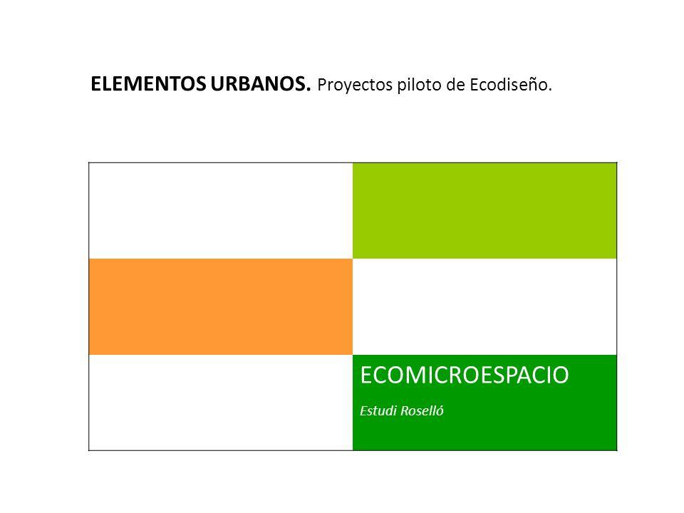 ECOMICROESPACIO Estudi Roselló